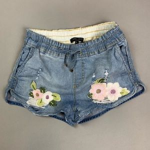 ROMEO + JULIET COUTURE Jean shorts
